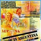 Marta Bianchi, Luis Brandoni, Patricio Contreras, and Leonor Manso in Made in Argentina (1987)
