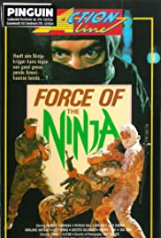 Force of the Ninja Poster