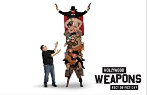 Where to stream Hollywood Weapons: Fact or Fiction?