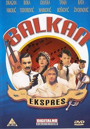 Balkan ekspres (1983) online sa prevodom
