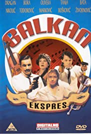 Balkan ekspres(1983) Poster - Movie Forum, Cast, Reviews