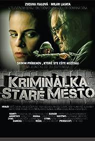 Zuzana Fialová and Milan Lasica in Kriminálka Staré Mesto (2010)