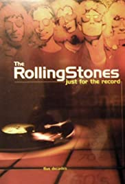 The Rolling Stones: Just for the Record Poster
