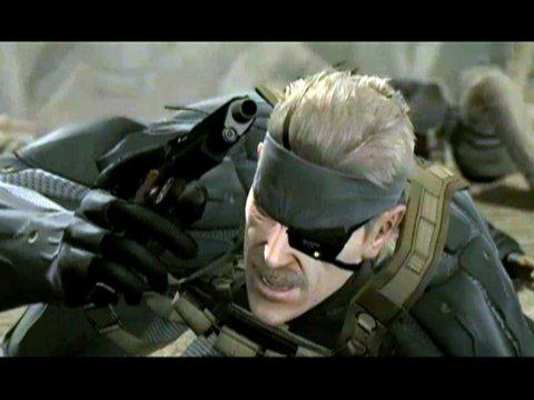 Download italian movie Metal Gear Solid 4: Guns of the Patriots
