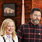 Nick Offerman and Amy Poehler in One in a Million (2021)