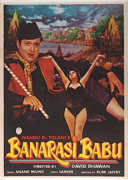 David Dhawan Banarasi Babu Movie