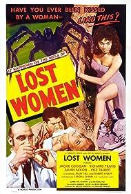 Jackie Coogan, Paula Hill, and Tandra Quinn in Mesa of Lost Women (1953)