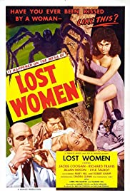 Mesa of Lost Women Poster