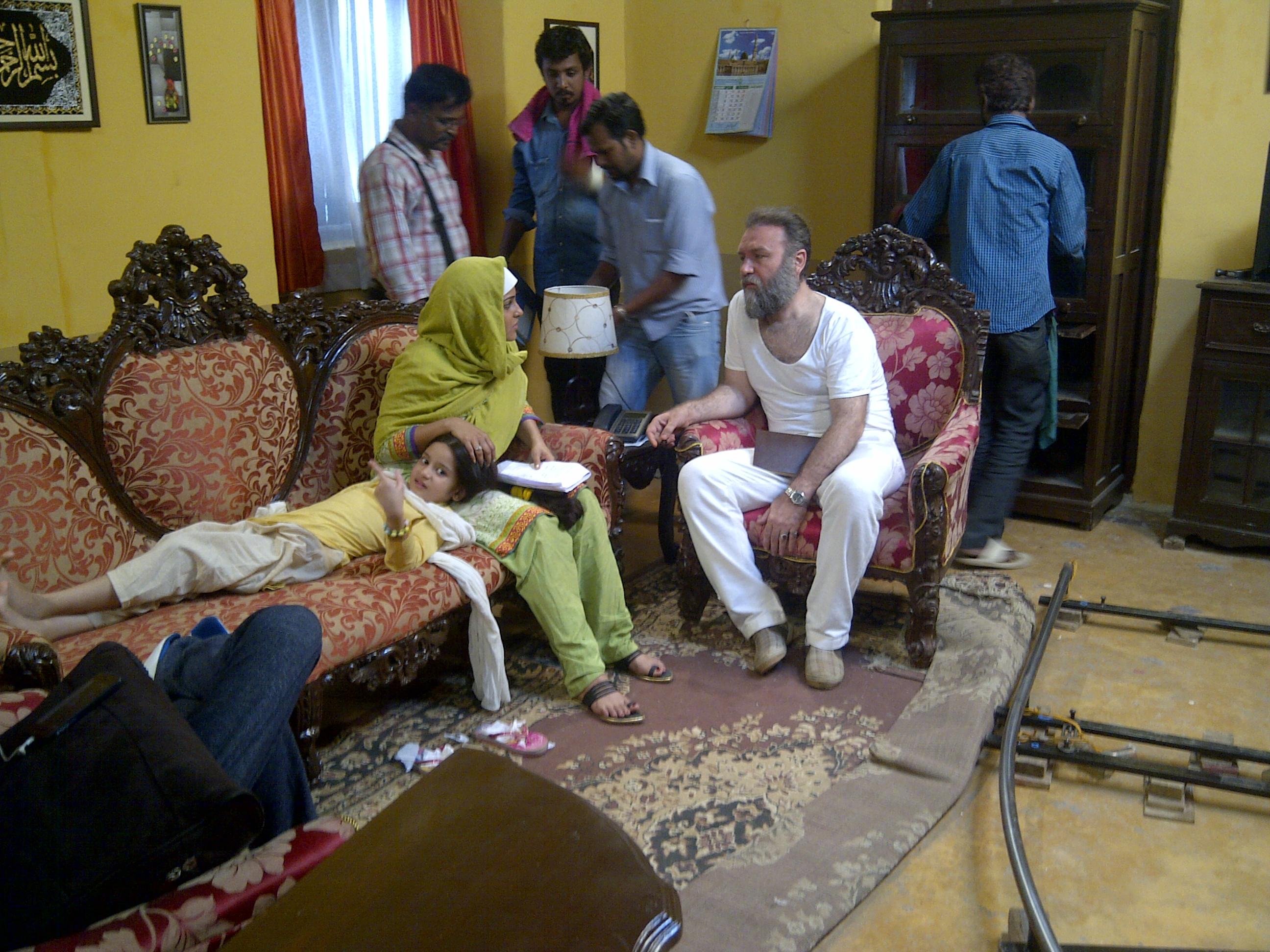 Jagruti Sethia and Avantika Shetty in Khorshid (2016)