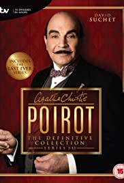 Behind the Scenes: Agatha Christie's Poirot Poster