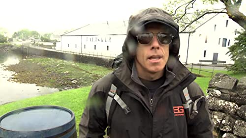 Running Wild With Bear Grylls: Ben Stiller