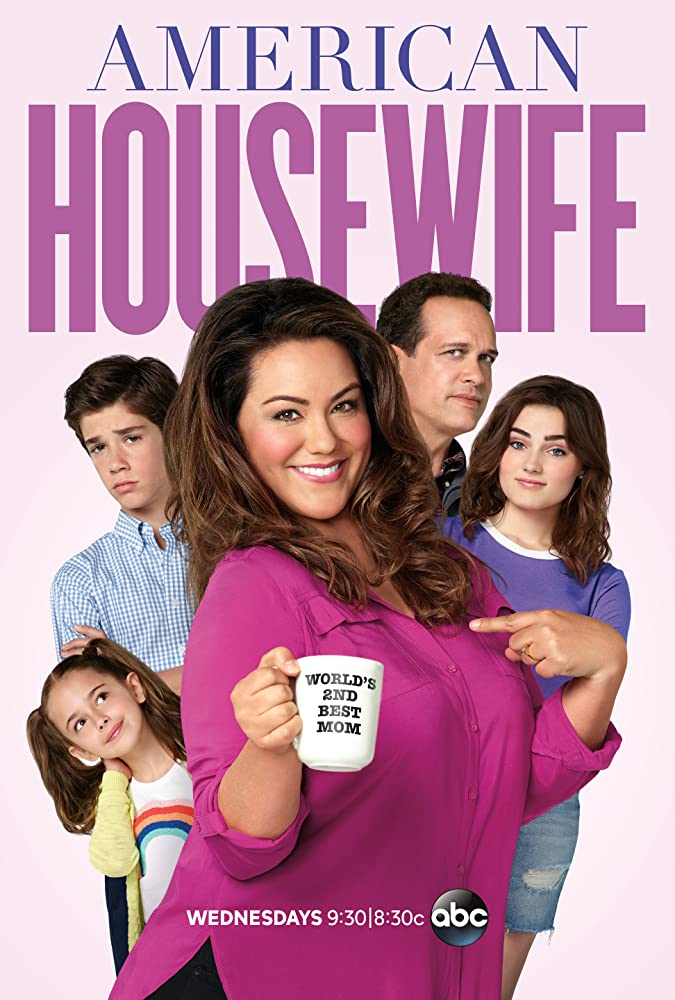 Katy Mixon in American Housewife (2016)