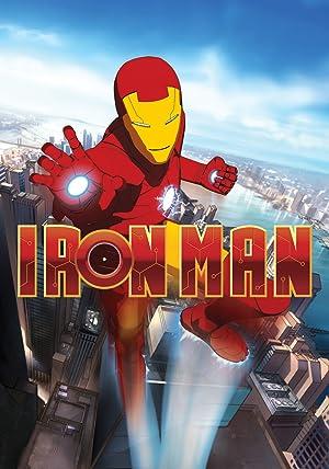 Animation Iron Man: Armored Adventures Movie