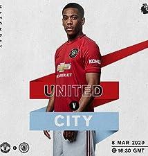 Manchester United vs Manchester City (2020)