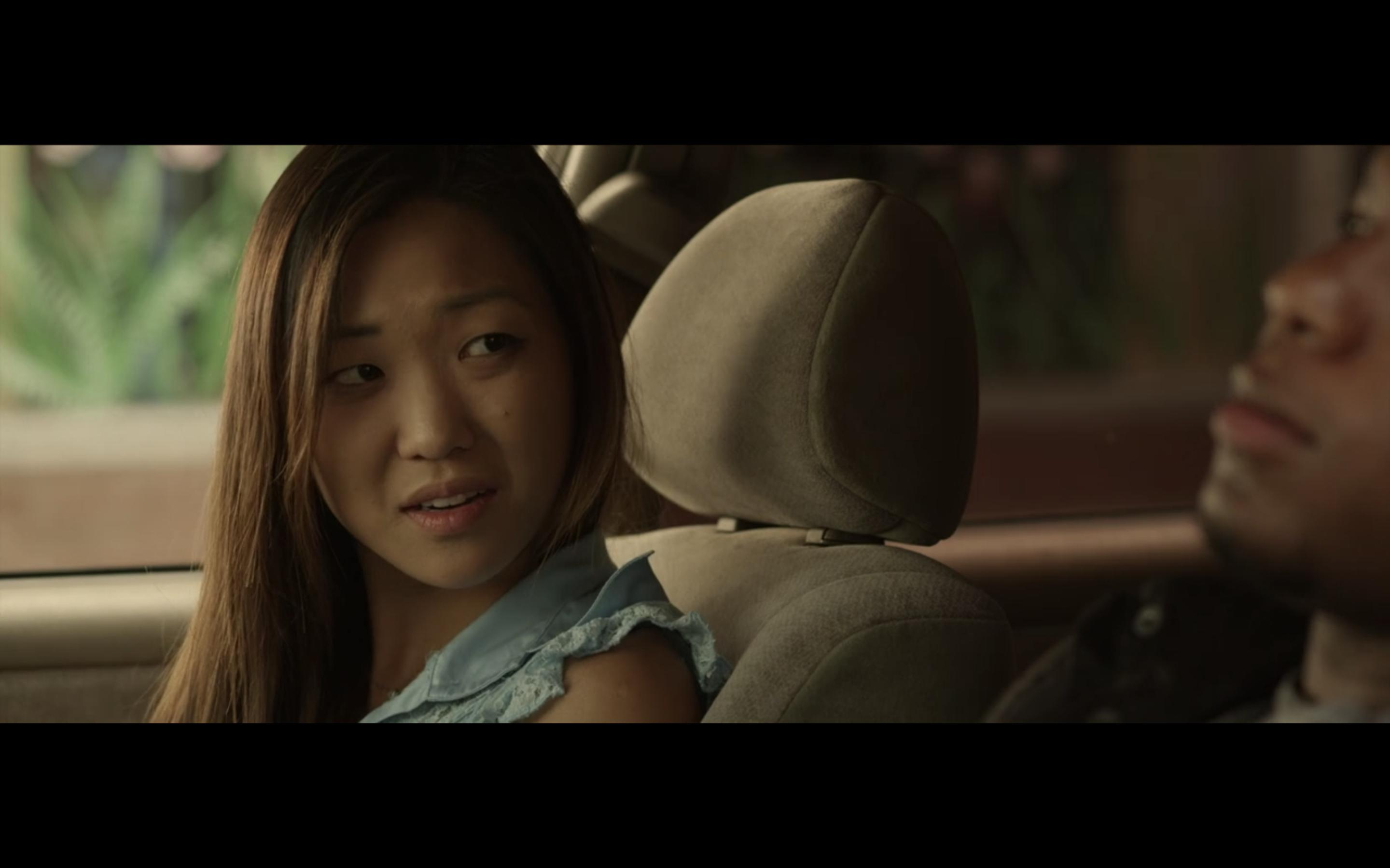 Cecilia Kim and Keenon Harris in Interwoven (2016)