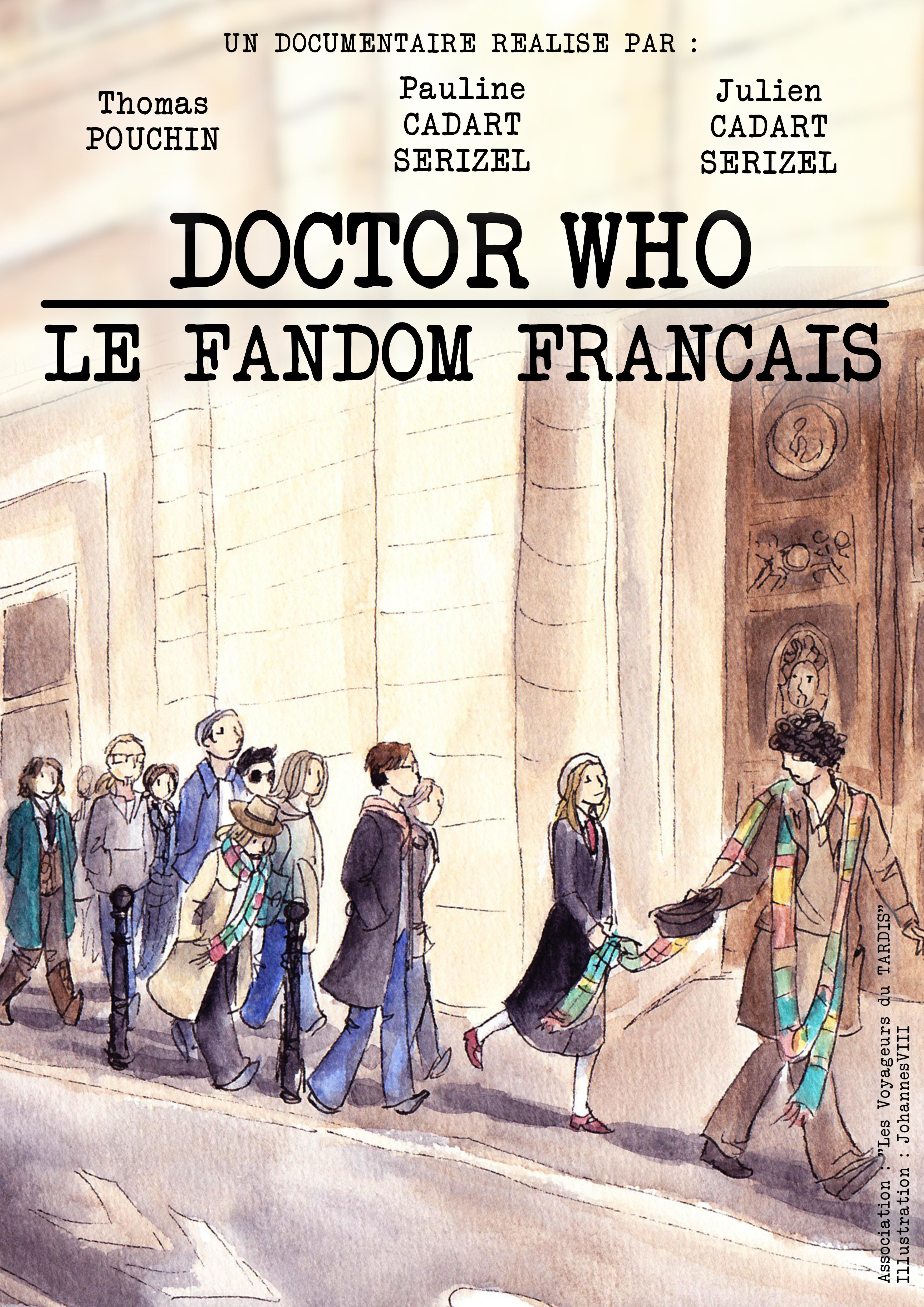 Doctor Who - Le Fandom Français (2019)