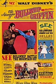The Adventures of Bullwhip Griffin (1967) Poster - Movie Forum, Cast, Reviews