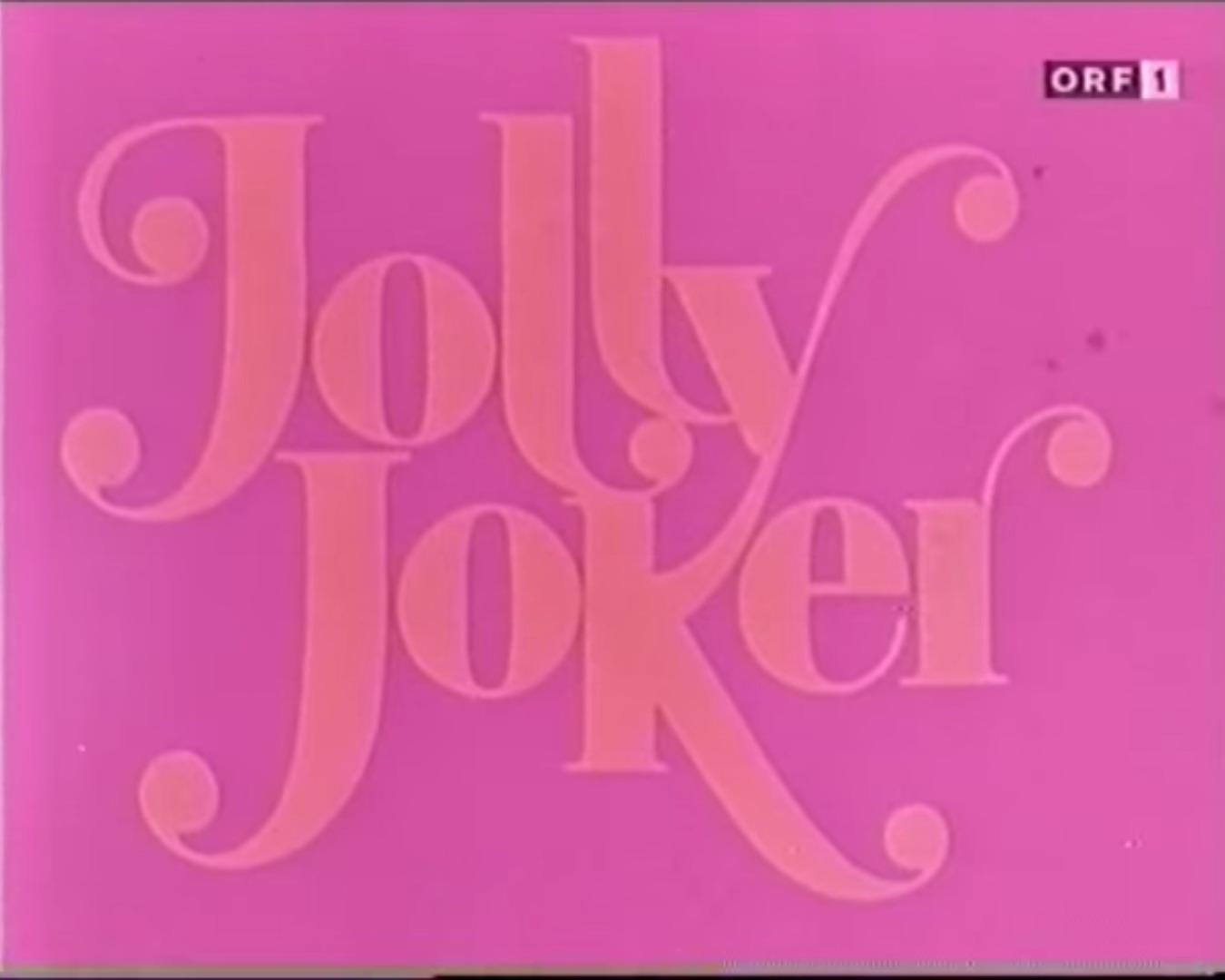 Jolly Joker (1980)