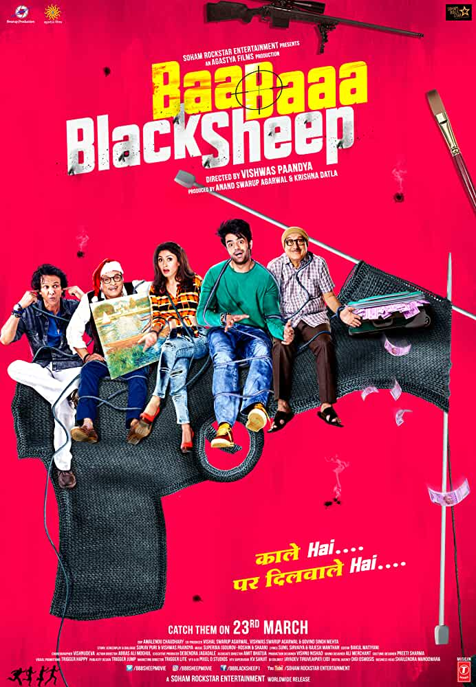 Baa Baaa Black Sheep (2018) Hindi WEB-DL x264 AAC ESUB