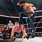 Brock Lesnar and Colby Lopez in WWE: SummerSlam (2019)