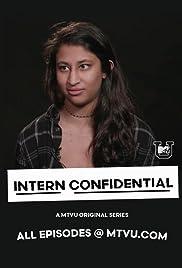 Intern Confidential Poster