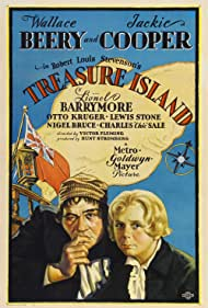 Wallace Beery and Jackie Cooper in Treasure Island (1934)