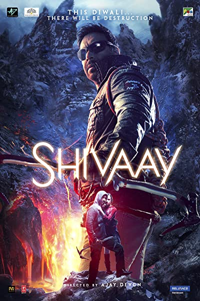 Shivaay (2016) Hindi WEB-DL 720P x264  1.3GB  Download