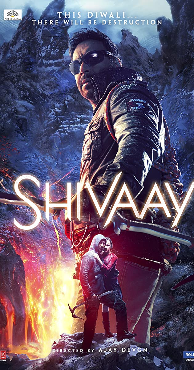 The Shivaay 3gp Movie Download