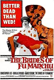 The Brides of Fu Manchu (1966) Poster - Movie Forum, Cast, Reviews