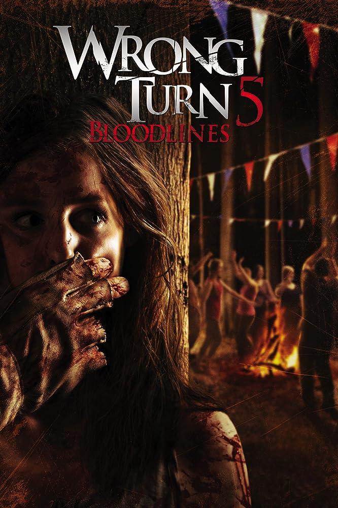 Wrong Turn 5: Bloodlines (2012) หวีดเขมือบคน 5 ปาร์ตี้สยอง