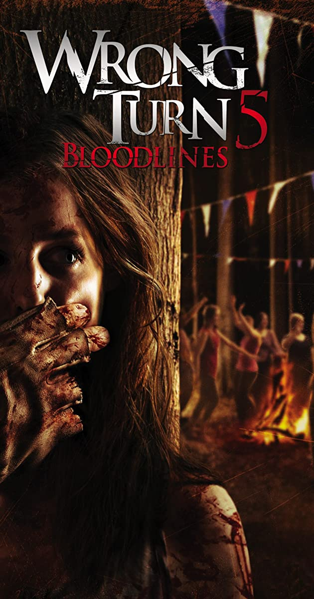 Subtitle of Wrong Turn 5: Bloodlines