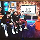 Nick Mara, Sangita Patel, Brandon Arreaga, Edwin Honoret, Austin Porter, and Zion Kuwonu in Entertainment Tonight Canada (2005)