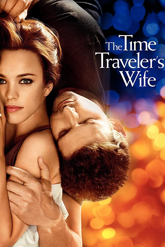 18+ The Time Traveler's Wife 2009 English Full Movie 720p BluRay 800MB Download