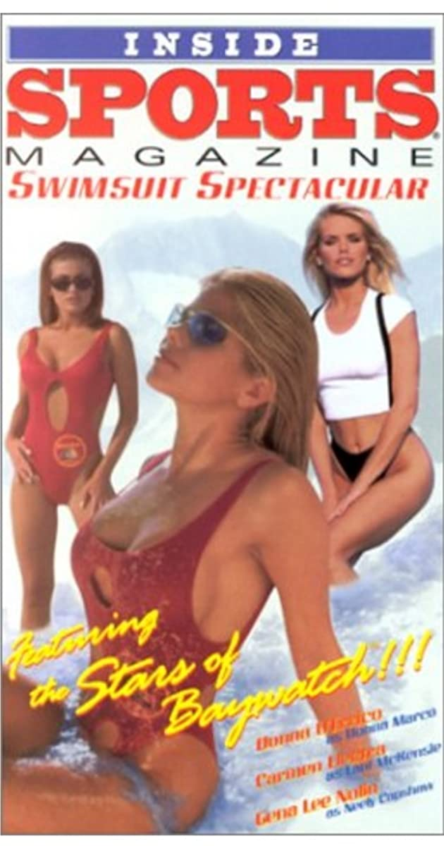 inside sports magazine  swimsuit spectacular  video 1998