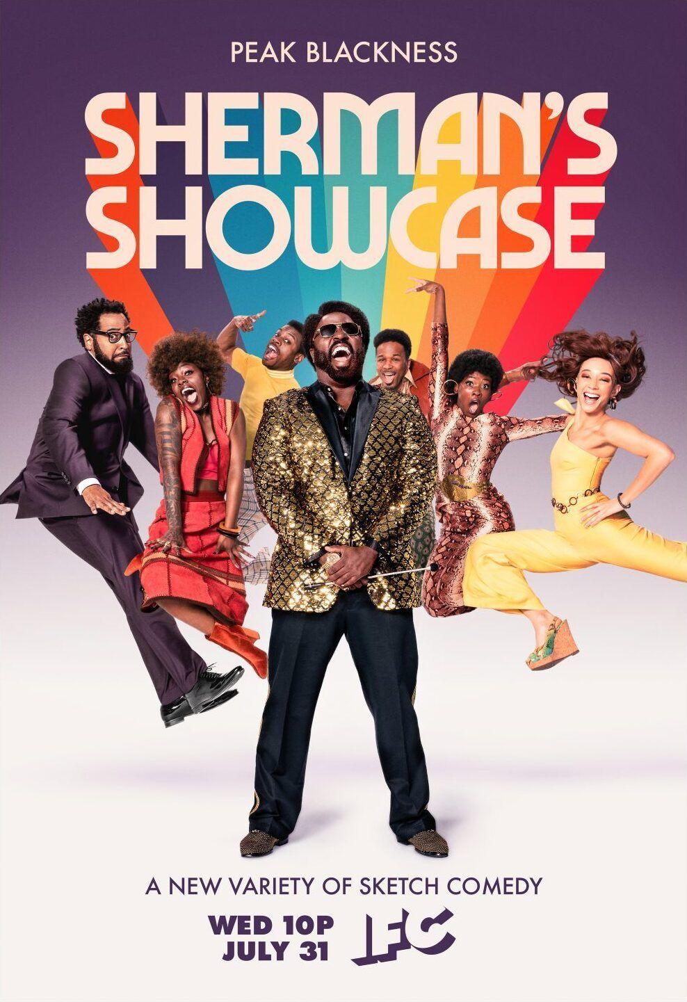 Sherman's Showcase movie poster