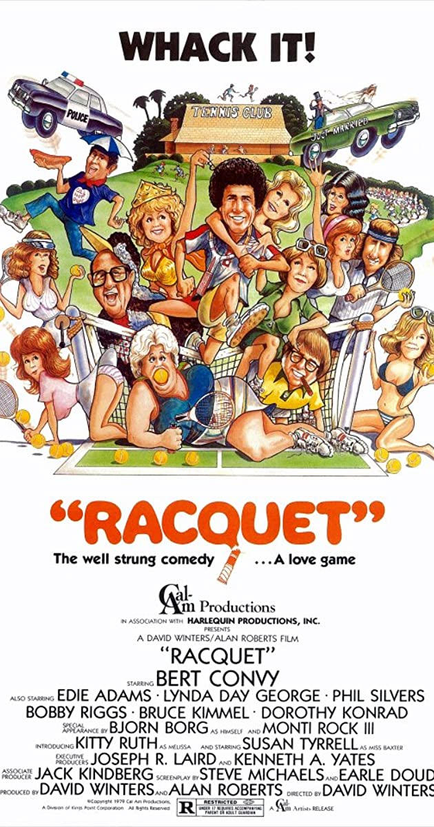 Subtitle of Racquet