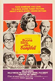 Buona Sera, Mrs. Campbell(1968) Poster - Movie Forum, Cast, Reviews