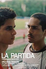 Milton García and Reinier Díaz in La partida (2013)