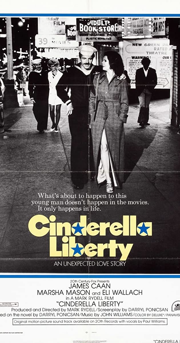Cinderella Liberty 60 IMDb Simple Cinderella Man Quotes