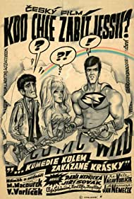 Kdo chce zabít Jessii? (1966) Poster - Movie Forum, Cast, Reviews