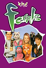 The Ferals Poster