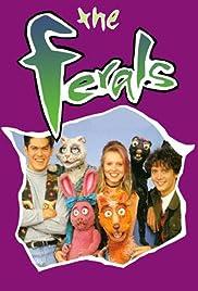 The Ferals Poster - TV Show Forum, Cast, Reviews