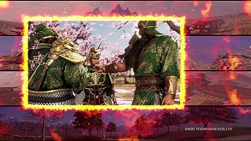 Dynasty Warriors 9: Combat Gameplay Trailer