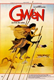Gwen, the Book of Sand Poster