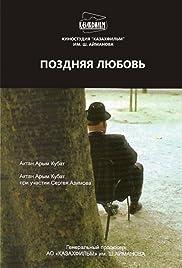 Pozdnyaya lyubov Poster