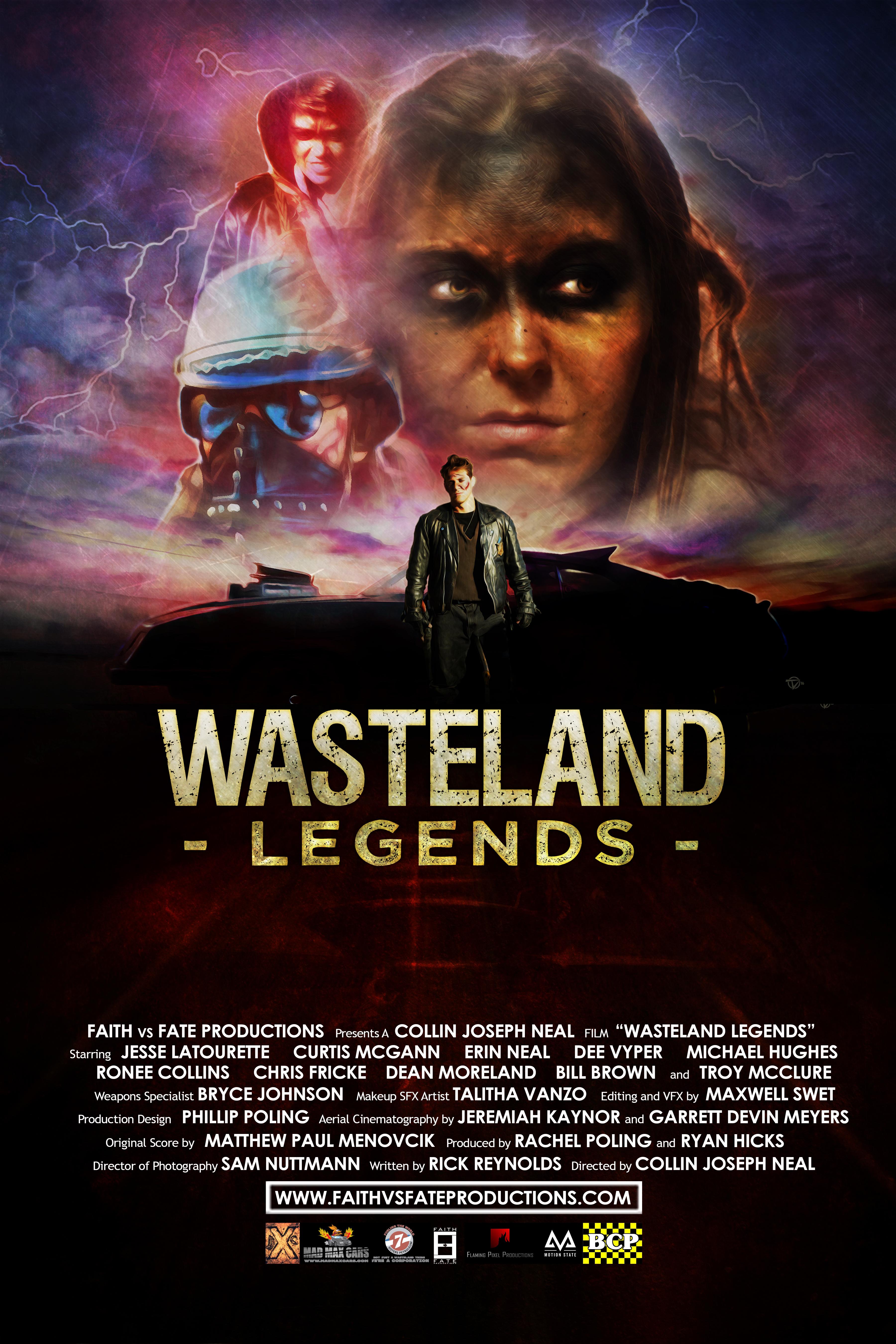 Wasteland Legends