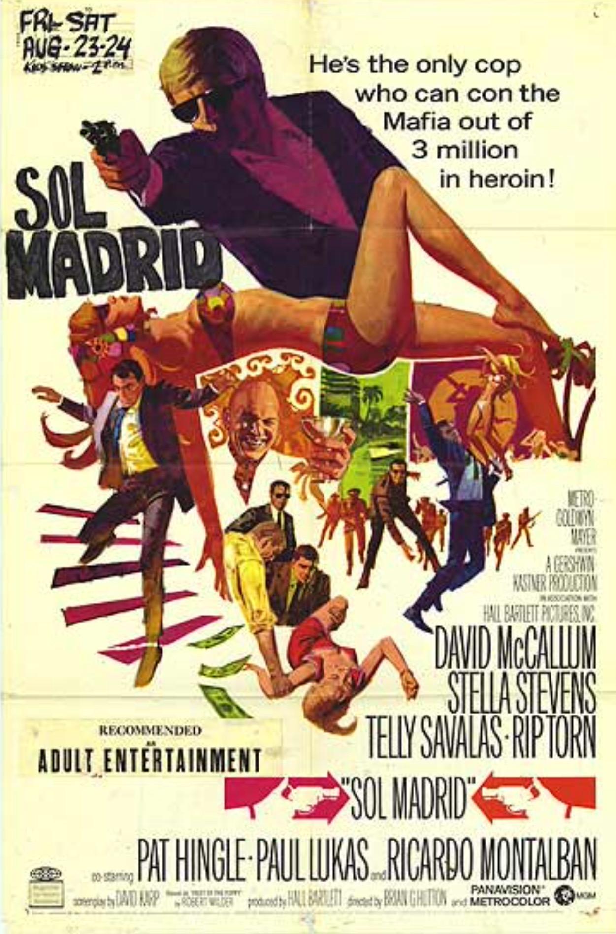 Sol Madrid 1968