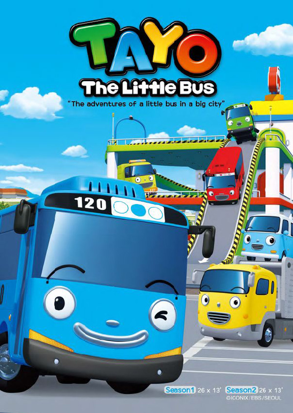 tayo the little bus 2010
