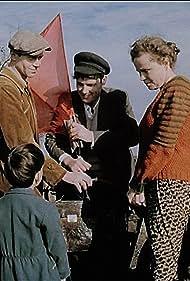 Renate Geißler, Jürgen Heinrich, and Walter Plathe in Märkische Chronik (1983)