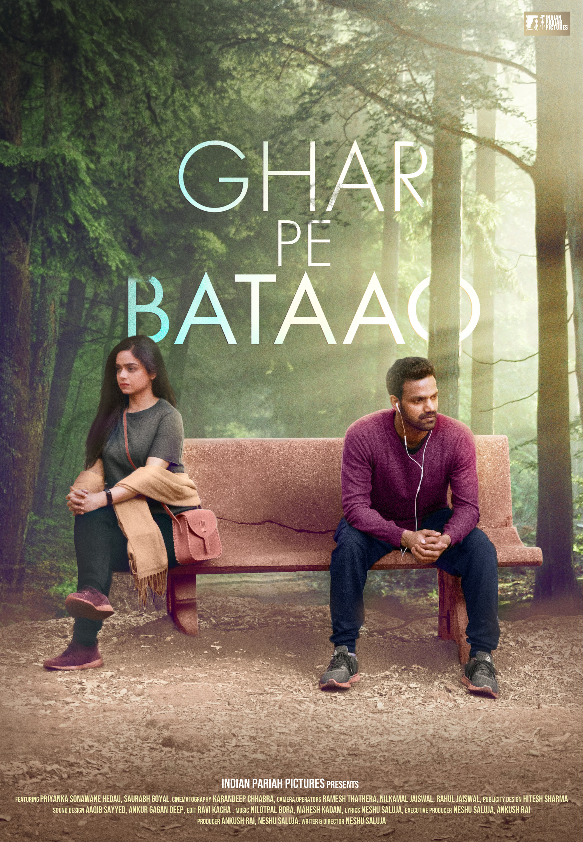Ghar Pe Bataao (2021) Hindi 720p HDRip x264 1GB Download